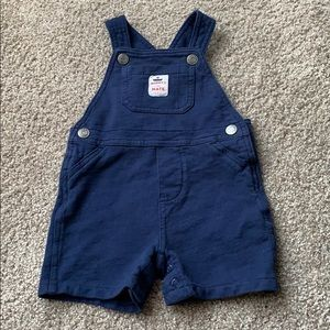 """Carters """"First Mate"""" cotton overalls"""